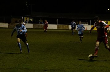 James Lemon v Hampton (H) - photo courtesy of Mathew Mason