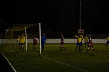 Droitwich score the opener v Fairfield (H) photo courtesy of Mathew Mason