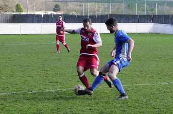 Andy Crowther  v Bloxwich Town (H) photo courtesy of Mathew Mason