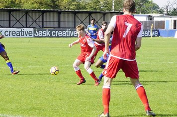 Haydn Morris v Moors Academy (A) photo courtesy of Mathew Mason