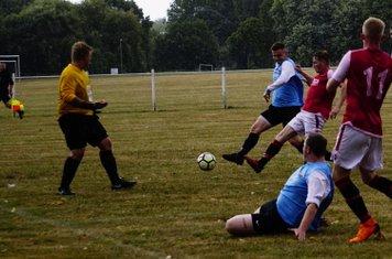 vs Hinton (W 12-0) courtesy of Mathew Mason