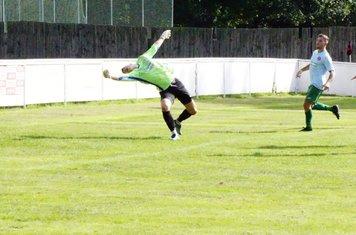 James Lemon vs Coventry United - photo courtesy of Mathew Mason