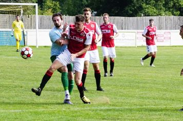 Jack Allerton vs Coventry United - photo courtesy of Mathew Mason