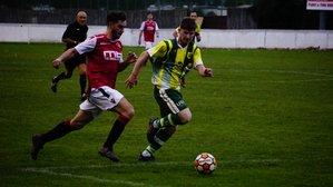 Saltmen 7-0 Telford Juniors