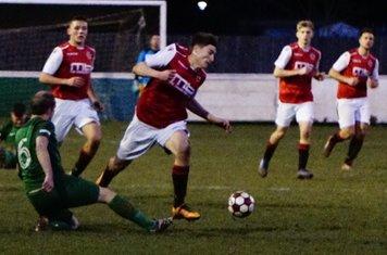 Jack Davies vs Allscott (H) photo courtesy of Mathew Mason