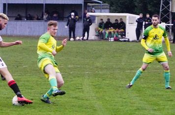 Ben Tilbury vs Bustleholme (A) photo courtesy of Mathew Mason
