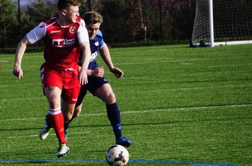 Max Crisp vs Telford Juniors (A) photo courtesy of  Mathew Mason