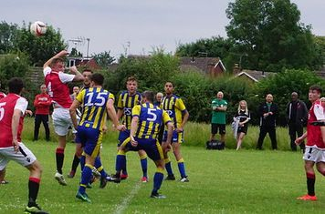 vs Northfield Town - photo courtesy of Mathew Mason