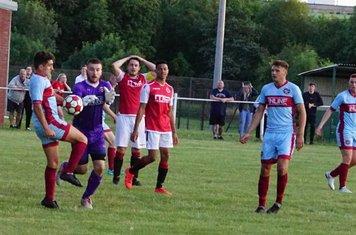 vs Malvern Town (H) photo courtesy of Mathew Mason