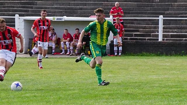 Gornal Athletic 2-5 Droitwich Spa