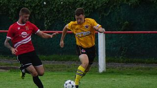 Wednesfield 0-2 Droitwich Spa