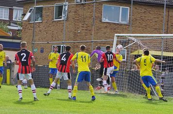 Spa attack vs Tividale (A) photo courtesy of Mathew Mason