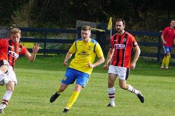Alex Dugmore vs Tividale (A) photo courtesy of Mathew Mason