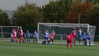 Extra Time Misery In Women's FA Cup