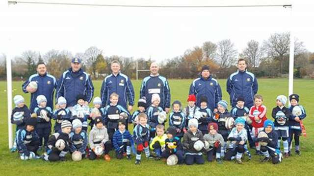 Under 6s - Rugby Cubs