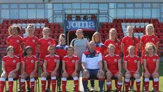Tiptree Charity Cup Final - Harlow Ladies v Walden Ladies