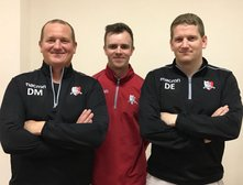 Promotion from within is the way for Longlevens.