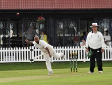 Frazzell Breaks First XI Wickets in a Season Record