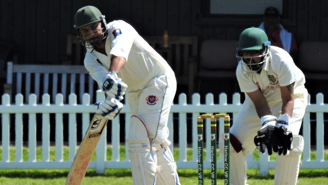 2nd XI Crush Promotion Rivals at Marigolds