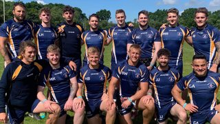Our men win the Bournemouth 7's Cider Plate
