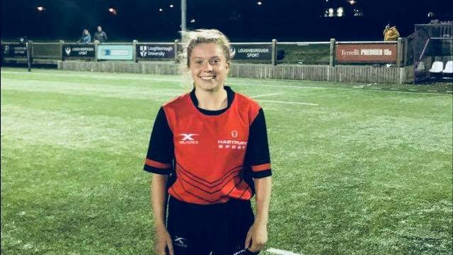 Ellingham and Ringwood scrum Half gets England call