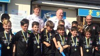 Swinton FC Tournament 2015