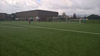 County Cup -v- Egerton 08.10.17