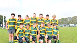 U12's - 2nd Place at Hastings Festival 4/10/15