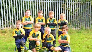 U8's at Hastings Festival