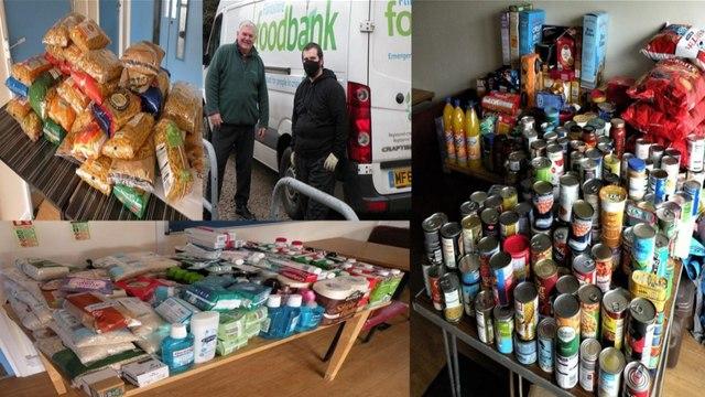 Flintshire Food Bank Appeal - 2020