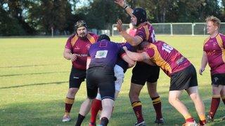 Northampton Outlaws vs. Towcester 3s (Merit League) Away 21 09 19  22-29