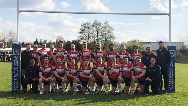 1st XV  Stags