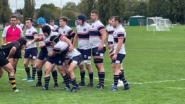 Match Day 7 - Tring (home)