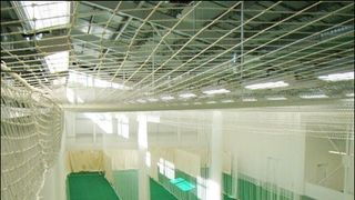 Cricket Nets 2018