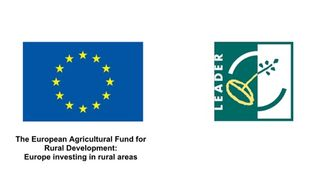 Hunwick CC supported by The European Agricultural Fund for Rural Development