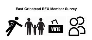 East Grinstead RFC Member Survey