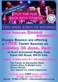 EVER FANCIED BOOGIE BOUNCE?!