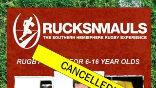 *** CANCELLED *** Summer Rugby Camp