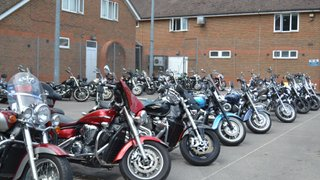 Biker Rally Weekend a Great Success!