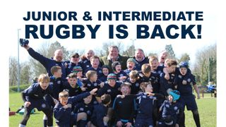 Junior & Intermediate Rugby is Back!