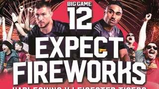 ** TICKETS STILL AVILABLE **  Big Game 12 at Twickenham Stadium
