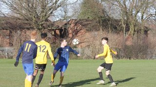 Vs West Herts Youth Stags