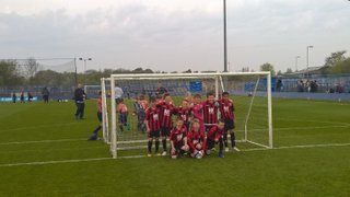 Hornets Cup Final May 2016
