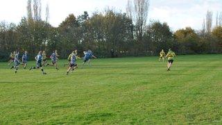 2nd XV vs Alchester
