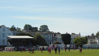 Bideford AFC v St Neots Town - 8th August 2015