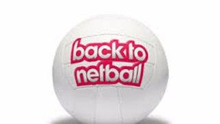 Back To Netball Training