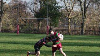 Warrington vs Waterloo u16's