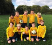 U10 Leopards 19/20