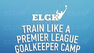 Goalkeeper Training - ELGK Academy