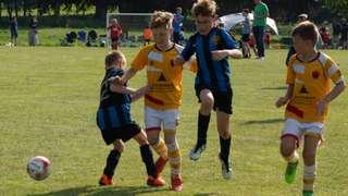 Rangers Somerhill Tournament May 2018